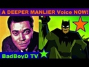 10 Tips for How to make your Voice Deeper A MANLY VOICE Nofap Deep Voice