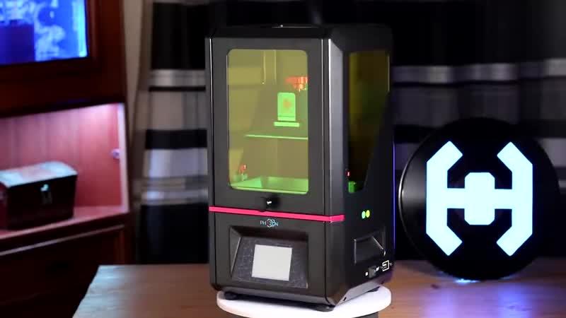 SLA/DLP 3D-Принтер ANYCUBIC PHOTON (лазерный, светодиодный)