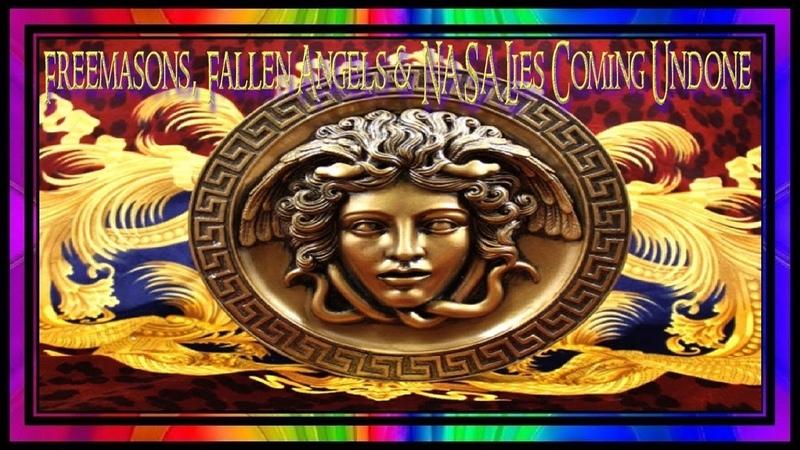Freemasons, Fallen Angels NASA Lies Coming Undone!