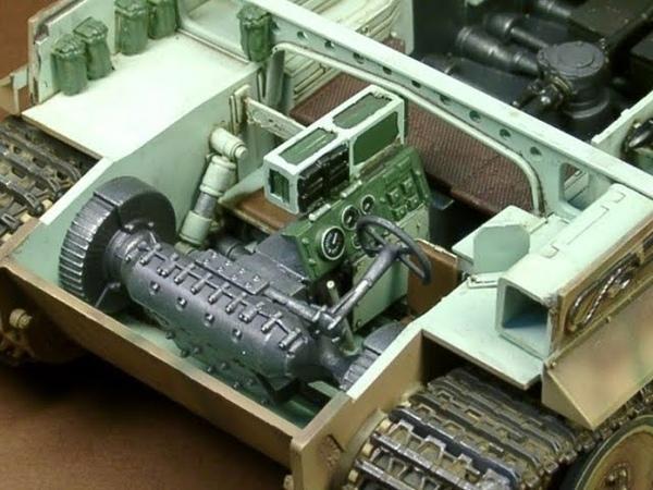 Как собирали танки Тигр-I. Сборочный конвейер. Шаг за шагомWW II✠ Tiger 1 - PzKpfw. VI ✠