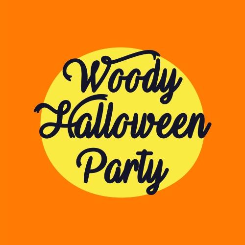 Афиша Иркутск Woody Halloween Party
