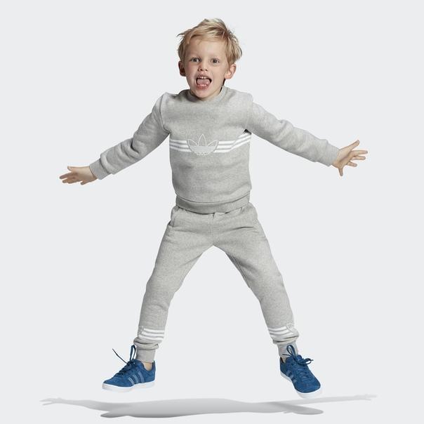 Комплект: свитшот и брюки Outline