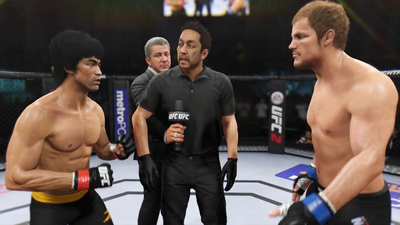 UFC 이소룡 vs 거너 넬슨 보기 드문 아이슬란드 국적의 천재 주짓떼로와의 대결!
