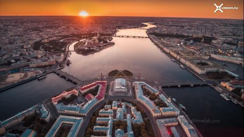 Город белых ночей мой родной город Ленинград