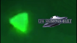 Pentagon Confirms Footage Of UFOs Over Navy Ship, UFO Sighting News.