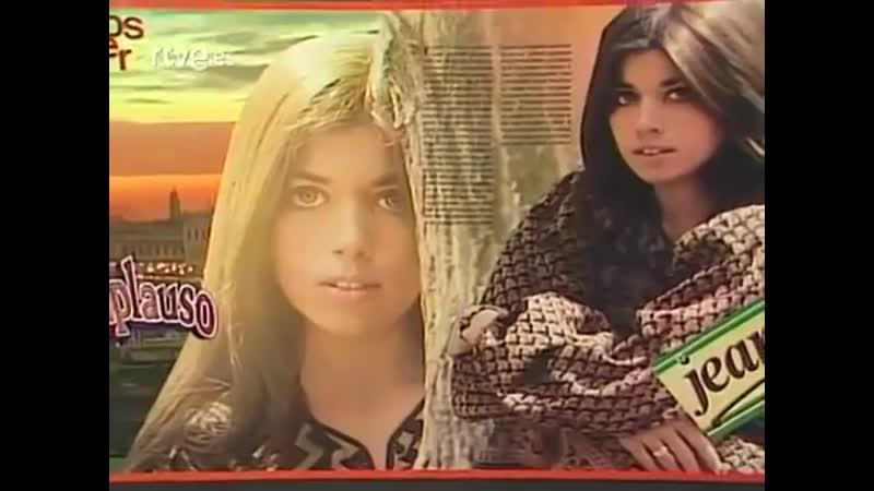 JEANETTE en APLAUSO 1978 Джанетт Испания