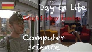 A day in the life of a King's College London Computer Science Student #Computer #Science #Student
