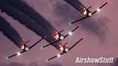 Aeroshell Aerobatic Team Night Show - EAA AirVenture Oshkosh 2019