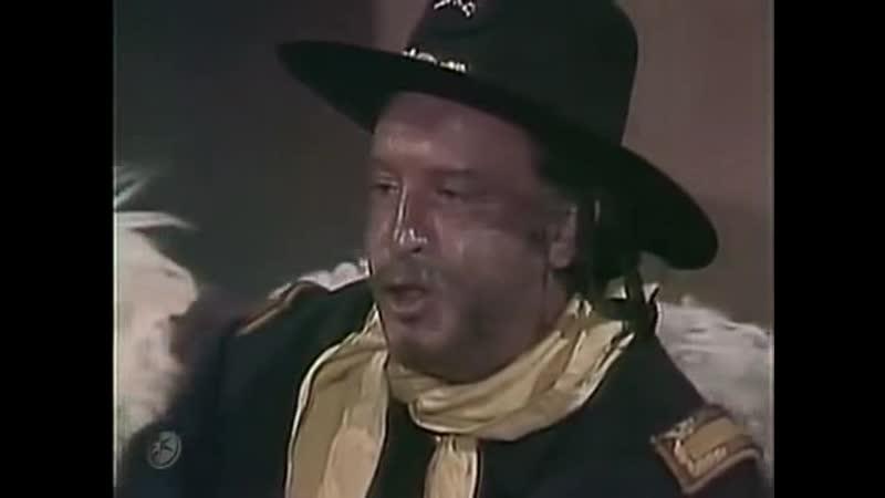 El Chapulín Colorado 129 A Buffalo Bill le decían búfalo porque era bastante animal