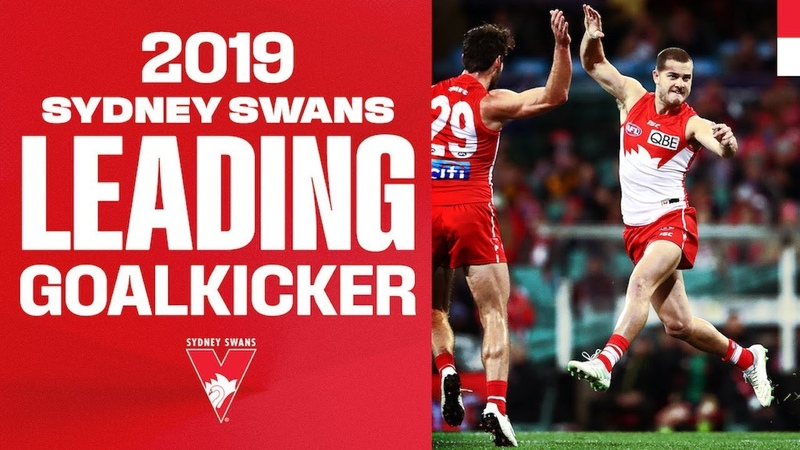Every goal from Tom Papley in 2019 | Leading Goalkickers | AFL