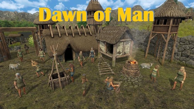 dawn of man - HD1920×1080