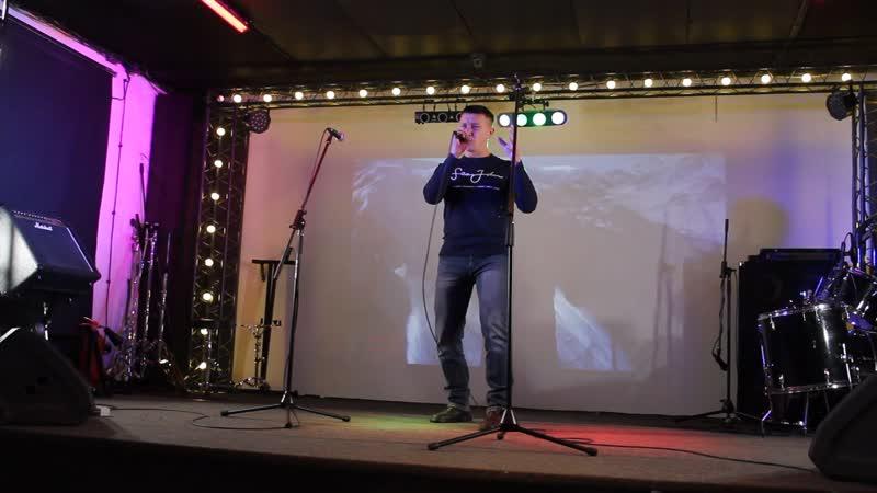 Михаил Зимин, выступление на профсоюзном конкурсе Рок-среда - 2018