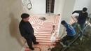 Монтаж теплого пола ,водопровода и полусухой стяжки д Крутая дом 109 кв
