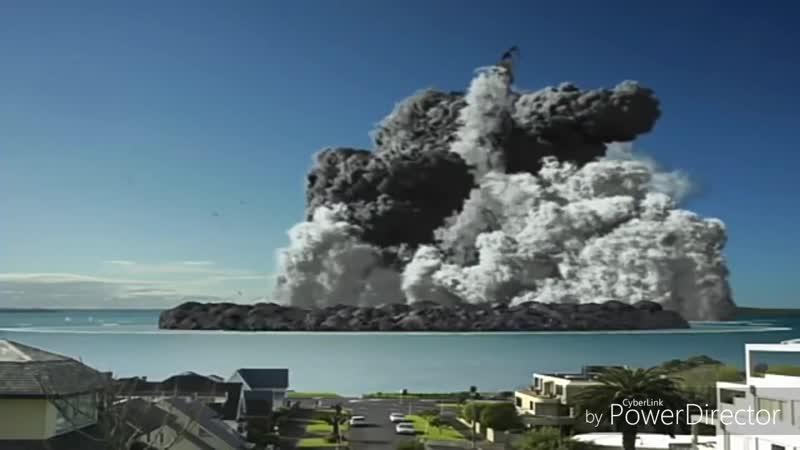 Вулкан Синабунг в Индонезии 🌋 в воскресенье в 04_ 28 смотреть до конца даже есл