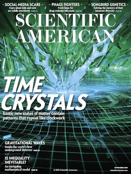 Scientific American - 11 2019