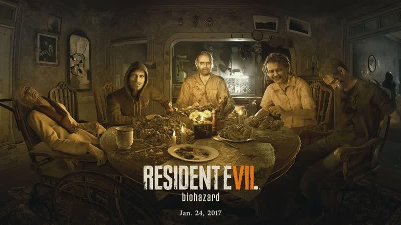 Resident Evil 7 Biohazard (часть 8)