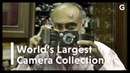 This Man Broke His Own Record For the World's Largest Camera Collection Show Me Your Nerd