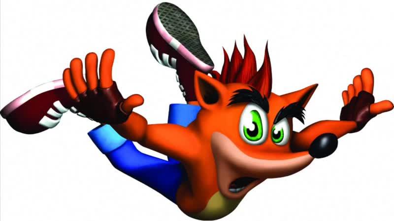Crash Bandicoot 1 на ps 1 от * POZiTiVchiKa * Часть - 4.