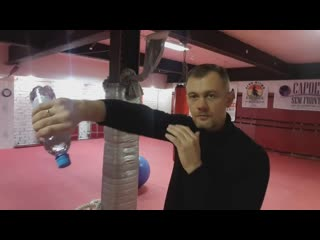 12 Как отработать нокаутирующий прямой удар