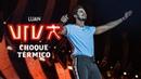 Luan Santana choque térmico DVD VIVA Vídeo Oficial
