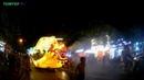 Trung thu tuyên quang 2019 ❤ Độc đáo mô hình trung thu thuyền rồng khổng lồ phun nước ❤ TOMTEP TV
