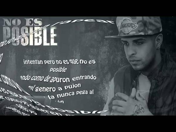 No Es Posible El Sica Original Video Lyric REGGAETON 2015