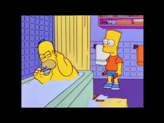 The simpsons dubbed with half-life sfx 2