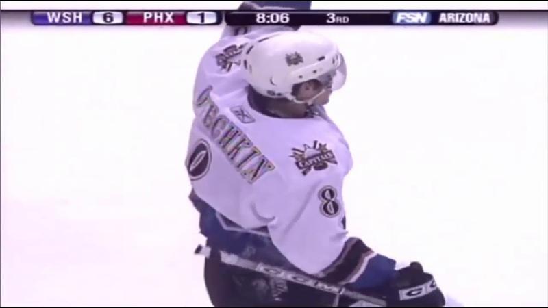 Гол Овечкина признан ESPN лучшим в истории НХЛ
