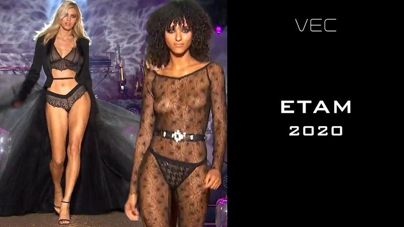 ETAM ● Lingerie Swimwear Fashion Show 2019 Part 1 ● VEC 2020