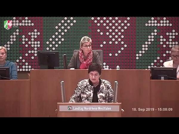 Es gibt Kontakte zwischen Graue Wölfe und der CDU. Gabriele Walger Demolsky, AfD 18.09.2019