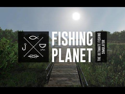 Стрим FIshing Planet Аляска. Как ловить новичку много уников с 5.00 до 10.00 в перемен. облачность.