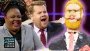 Judging James Corden Cakes w/ 'Nailed It' Star Nicole Byer Michael Douglas