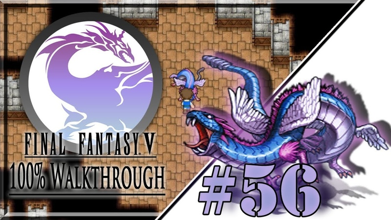 ★ Das Wundermittel feat Riesen Avis ★ Final Fantasy V Part 56 100% Steam Bonus Dungeon