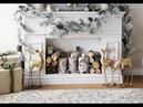 Semineu din carton Chimenea de cartón Fireplace made of cardboard Kamin aus Pappe