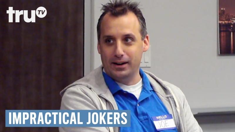 Impractical Jokers Top You Laugh You Lose Moments Mashup truTV