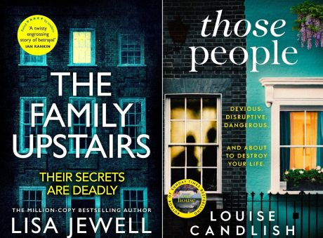 The Family Upstairs - Lisa Jewell