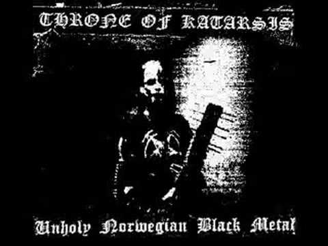 Throne Of Katarsis - Funeral Moonlight (Raw Black Metal)