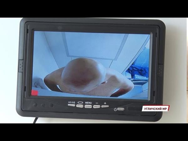Угличская ЦРБ приобрела цифровой флюорограф на смену устаревшему пленочному