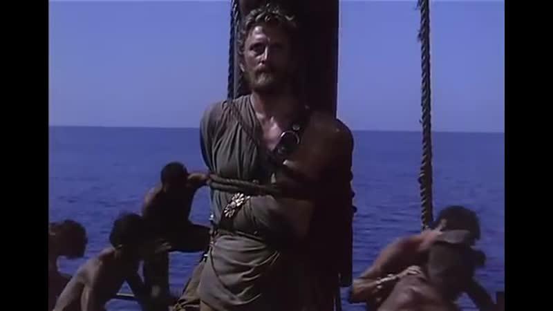 Приключения Одиссея 1954 360p