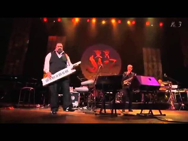 DMS - Run For Cover (Live at Tokyo Jazz Festival 2011)