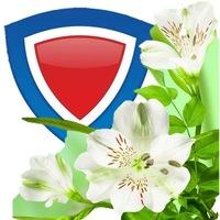 Логотип Союз добровольцев России/Бурятия