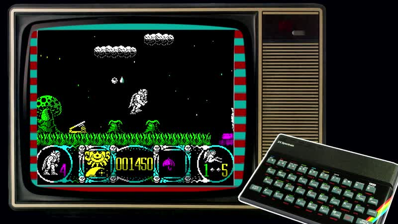 ZX Spectrum Stormlord