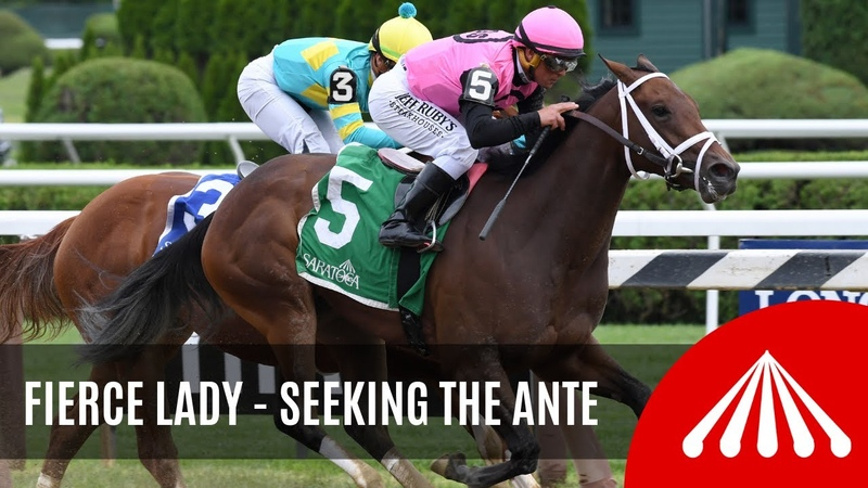 Fierce Lady 2019 The Seeking the Ante Stakes