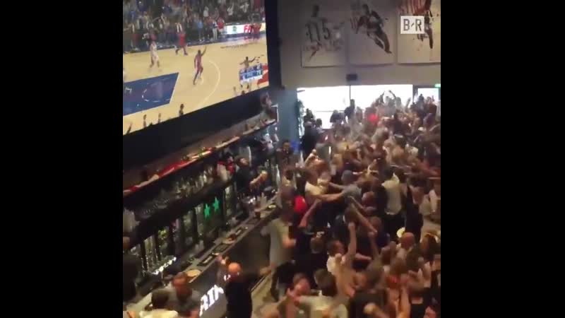 All of Philly when Ben Simmons hit a 3