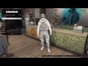 GTA Online КРУТОЙ МОД КОСТЮМ ПАТЧ 1.48 PS4 XB1