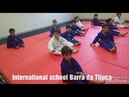 Judô infantil aula lúdica