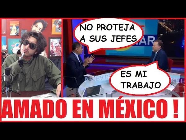 LO AMAN COMO A AMLO ! Rafael Correa DEJA CALLADO a periodista chafón oligarca