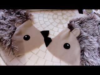 Diy hedgehog plush _ ldp