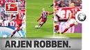 Robben's Signature Move Predictable but Unstoppable