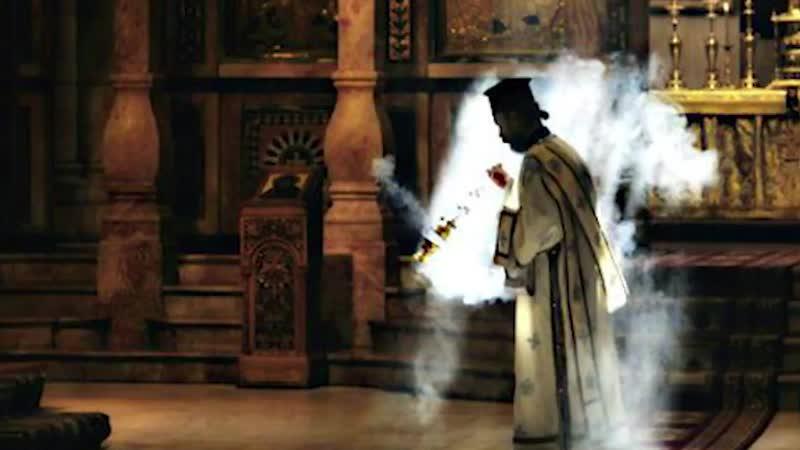 Зачем священник кадилом машет?